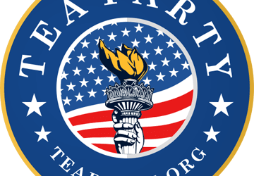 Logo du Tea Party